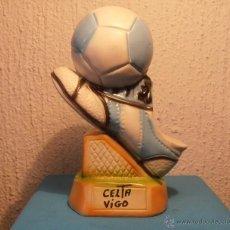 Coleccionismo deportivo: HUCHA DEL CLUB DE FUTBOL CELTA DE VIGO. Lote 49884400