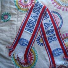 Coleccionismo deportivo: BUFANDA P.S.V. EINDHOVEN - AÑOS '80. Lote 49599078