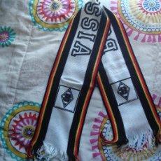 Coleccionismo deportivo: BUFANDA BORUSSIA MÖNCHENGLADBACH - AÑOS '80. Lote 49599211