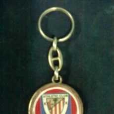 Coleccionismo deportivo: LLAVERO ATHLETIC CLUB BILBAO. Lote 49672900