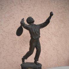 Coleccionismo deportivo: RELOJ ART DECO, TENISTA 1930'S.. Lote 49740323