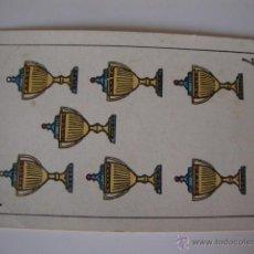 Coleccionismo deportivo: CHOCOLATES AMATLLER, AÑOS 20/30 CARTA COLECCION FUTBOLISTA JUGADORES FUTBOL. Lote 50084792