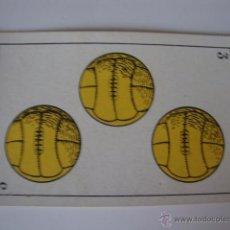 Coleccionismo deportivo: CHOCOLATES AMATLLER, AÑOS 20/30 CARTA COLECCION FUTBOLISTA JUGADORES FUTBOL. Lote 50084871