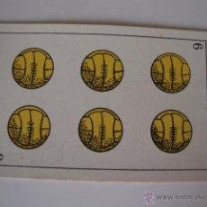 Coleccionismo deportivo: CHOCOLATES AMATLLER, AÑOS 20/30 CARTA COLECCION FUTBOLISTA JUGADORES FUTBOL. Lote 50084916