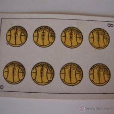 Coleccionismo deportivo: CHOCOLATES AMATLLER, AÑOS 20/30 CARTA COLECCION FUTBOLISTA JUGADORES FUTBOL. Lote 50084948