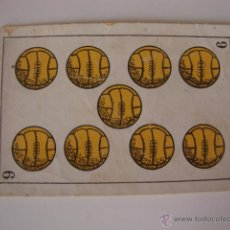 Coleccionismo deportivo: CHOCOLATES AMATLLER, AÑOS 20/30 CARTA COLECCION FUTBOLISTA JUGADORES FUTBOL. Lote 50084957
