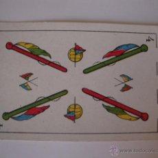 Coleccionismo deportivo: CHOCOLATES AMATLLER, AÑOS 20/30 CARTA COLECCION FUTBOLISTA JUGADORES FUTBOL. Lote 50085122