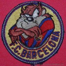 Coleccionismo deportivo: PARCHE DE TELA F.C.BARCELONA. Lote 50707227