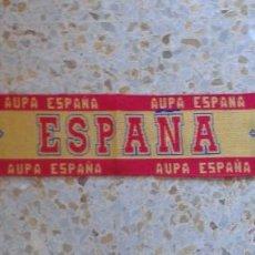 Coleccionismo deportivo: BUFANDA SCARF ESPAÑA SPAIN LA ROJA ULTRAS HINCHAS SUPPORTERS ED-51. Lote 50791822