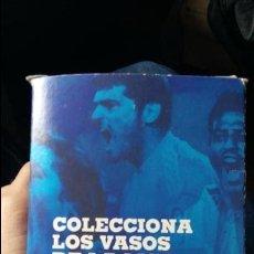 Coleccionismo deportivo: VASO DE LA LIGA COLECCIONABLE EDICIÓN LIMITADA DEL VALENCIA FC. Lote 51174835