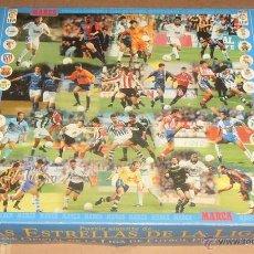 Coleccionismo deportivo: PUZZLE ESTRELLAS DE LA LIGA - TEMPORADA 98/99 - MARCA - 2200 PIEZAS - NUEVO. Lote 51554346