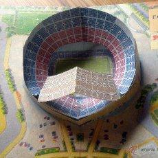 Coleccionismo deportivo: MAQUETA CAMP NOU F.C. BARCELONA. Lote 51719629