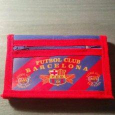 Coleccionismo deportivo: MONEDERO FCB BARCELONA BARÇA. Lote 51890979