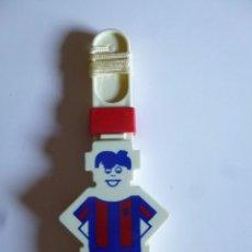 Coleccionismo deportivo: APLAUDE - GOL BARÇA BARCELONA FCB. NUEVO. AÑOS 80. REG. Nº 257525. . Lote 51934202