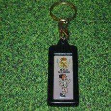 Coleccionismo deportivo: LLAVERO REAL MADRID PRODUCTO OFICIAL . Lote 52121148