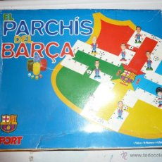 Coleccionismo deportivo: EL PARCHIS DEL BARÇA BARCELONA DE SPORT. Lote 52408125