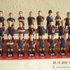 Coleccionismo deportivo: COLECCIÓN COMPLETA LAS FIGURAS DEL BARÇA (EL MUNDO DEPORTIVO) (1995) . Lote 52435710