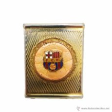 Coleccionismo deportivo: ANTIGUA INSIGNIA PIN F.C.B. CERILLERO ESCUDO ESMALTADO - GUERRA CIVIL 1.936-1.939 BARÇA. Lote 47313010