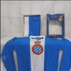 Coleccionismo deportivo: PIJAMA DEL R.C.D.ESPAÑOL NUEVO TALLA S. Lote 35991139