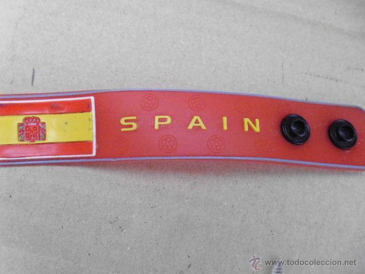 Coleccionismo deportivo: Pulsera de goma o látex de la copa del mundo de futbol 2006 mira las fotos - Foto 4 - 52871223