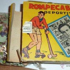 Coleccionismo deportivo: ANTIGUO PUZZLE ROMPECABEZAS DEPORTIVO BASORA FUTBOL CLUB BARCELONA BARÇA COMPOSICION FOTOGRAFICA. Lote 52970899