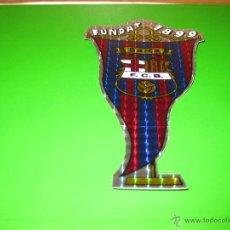 Coleccionismo deportivo: BARÇA PRISMAMETALICO - COPA FUNDAT. Lote 54377840