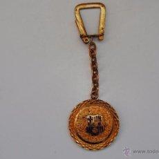 Coleccionismo deportivo: LLAVERO F.C.BARCELONA ESMALTADO . Lote 54443552