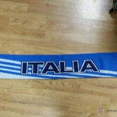 Coleccionismo deportivo: BUFANDA ITALIA EUROCOPA 2004 - ADIDAS. Lote 54699345