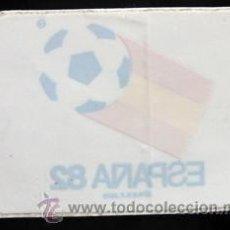 Coleccionismo deportivo: MUNDIAL DE FÚTBOL ESPAÑA 82 - PEGATINA PARA CRISTAL - LOGOTIPO LOGO - DEPORTE - ESPAÑA82 - AÑO 1982. Lote 55084140