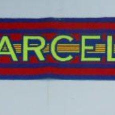 Coleccionismo deportivo: BUFANDA FUTBOL CLUB F.C. BARCELONA. BARSA. TDKDEP2. Lote 55703805