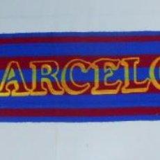 Coleccionismo deportivo: BUFANDA DEL FUTBOL CLUB BARCELONA. F.C. VISCA EL BARSA. TDKDEP2. Lote 55704134