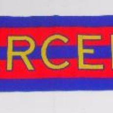Coleccionismo deportivo: BUFANDA DEL FUTBOL CLUB BARCELONA. F.C. BARSA. TDKDEP2. Lote 55708436