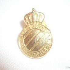 Coleccionismo deportivo: PIN DORADO REAL CLUB DEPORTIVO ESPAÑOL. Lote 55774819