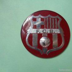 Coleccionismo deportivo: ANTIGUA PLACA DEL F.C.BARCELONA. Lote 57760761