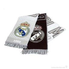 Coleccionismo deportivo: BUFANDA SCARF REAL MADRID -OFICIAL- HALA MADRID, FUTBOL FOOTBALL, SCIARPA. Lote 56645749