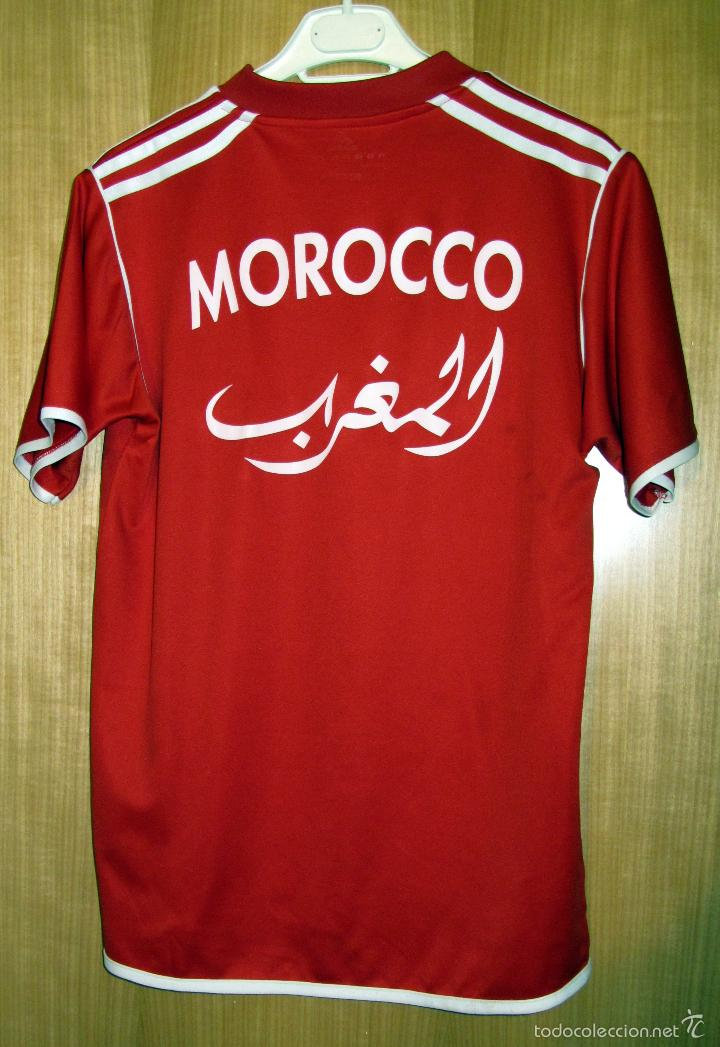Camiseta Futbol Footb En Seleccion Vendido Venta Shirt Marruecos lFKT1cJ
