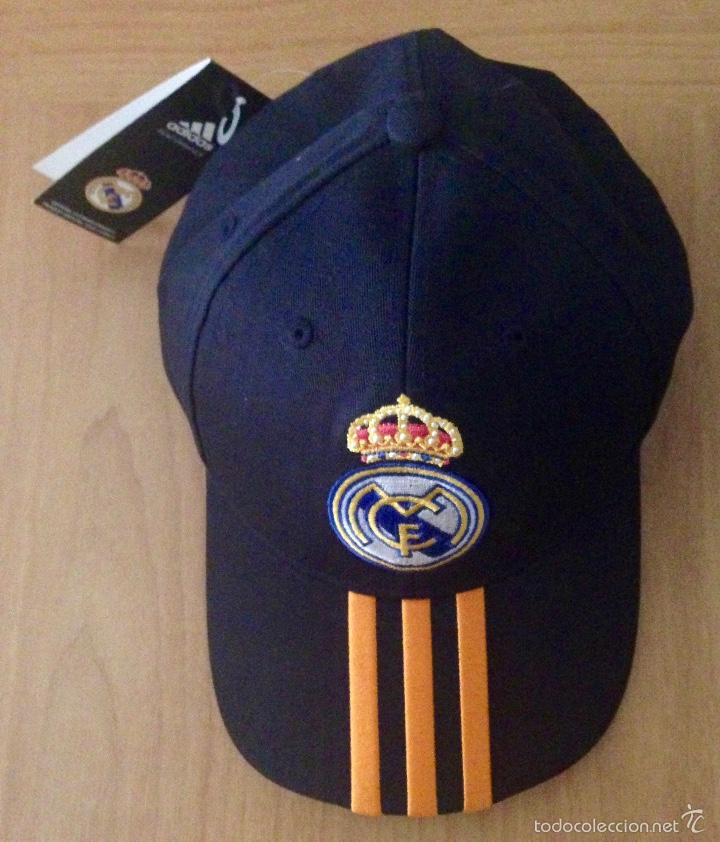9e3c20588f767a gorra real madrid futbol - Comprar Merchandising y Mascotas de ...
