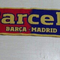 Coleccionismo deportivo: BUFANDA FUTBOL CLUB BARCELONA FINAL COPA DEL REY 2011. Lote 57866766