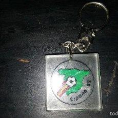 Coleccionismo deportivo: LLAVERO MUNDIAL ESPAÑA 82 1982 . Lote 57956448