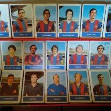 Coleccionismo deportivo: COLECCION COMPLETA 20 CAJAS CERILLAS JUGADORES FUTBOL CLUB FC BARCELONA F.C BARÇA CF NUEVAS LLENAS. Lote 58406918
