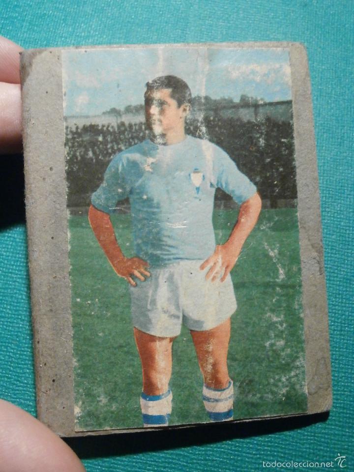 ANTIGUO ESPEJO - FUTBOLISTA - (Coleccionismo Deportivo - Merchandising y Mascotas - Futbol)