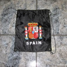 Coleccionismo deportivo: BOLSA MOCHILA, ESPAÑA. Lote 61616412