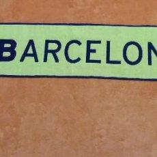 Coleccionismo deportivo: BUFANDA DEL FUTBOL CLUB BARCELONA. SIN USAR. TIENDA OFICIAL.. Lote 61677560