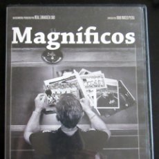 Colecionismo desportivo: DVD REAL ZARAGOZA MAGNIFICOS 50 ANIVERSARIO JUAN MATEO PIERA NUEVO. Lote 207574692