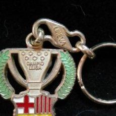 Coleccionismo deportivo: LLAVERO DEL FUTBOL CLUB FC BARCELONA F.C BARÇA CF . Lote 62599816