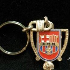 Coleccionismo deportivo: LLAVERO DEL FUTBOL CLUB FC BARCELONA F.C BARÇA CF . Lote 62599848