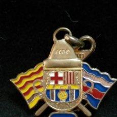 Coleccionismo deportivo: LLAVERO DEL FUTBOL CLUB FC BARCELONA F.C BARÇA CF . Lote 62599916