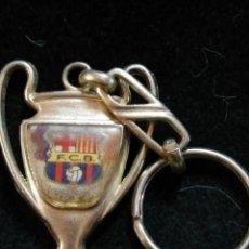 Coleccionismo deportivo: LLAVERO DEL FUTBOL CLUB FC BARCELONA F.C BARÇA CF . Lote 62600468