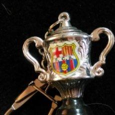 Coleccionismo deportivo: LLAVERO DEL FUTBOL CLUB FC BARCELONA F.C BARÇA CF . Lote 62600532