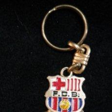 Coleccionismo deportivo: LLAVERO DEL FUTBOL CLUB FC BARCELONA F.C BARÇA CF . Lote 62600860